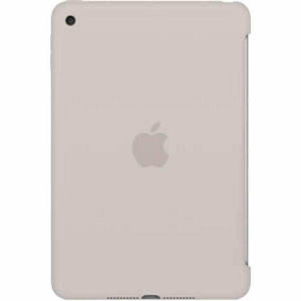 Oferta de Funda Apple Silicone p/iPad Mini 4 Piedra por $1299
