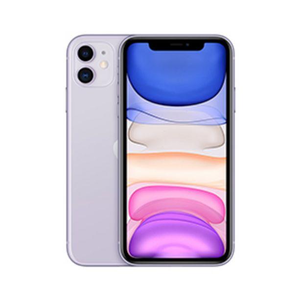 Oferta de IPhone 11 128GB Morado por $14499