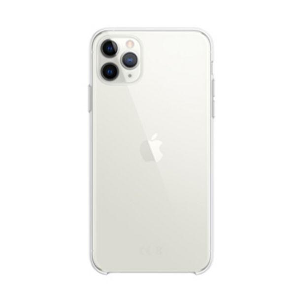Oferta de Funda Apple iPhone11 ProMax Transparente por $1199
