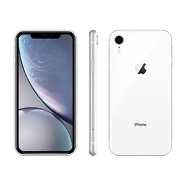 Oferta de IPhone XR 64GB Blanco por $12599.1