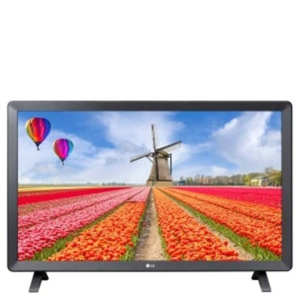 Oferta de PANTALLA LED LG 24' HD SMART TV por $3999
