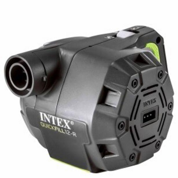 Oferta de BOMBA ELECTRICA RECARGABLE 120V INTEX por $720