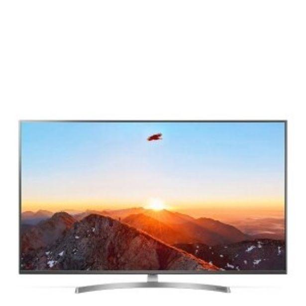 Oferta de PANTALLA LED NANO CELL DISPLAY LG 65' SUPER UHD SMART TV por $31999