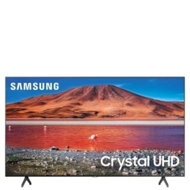 Oferta de PANTALLA SAMSUNG 55' SMART 4K CRYSTAL por $14999