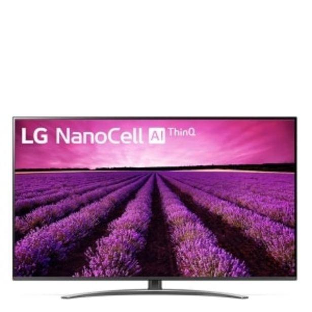 Oferta de PANTALLA LED NANO CELL DISPLAY LG 55' SUPER UHD SMART TV por $20625