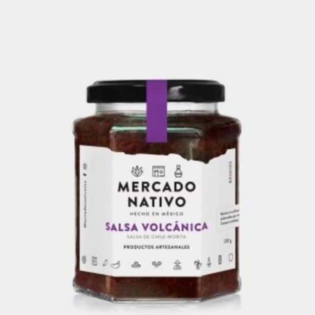 Oferta de Salsa Volcánica 220 Gr. por $120