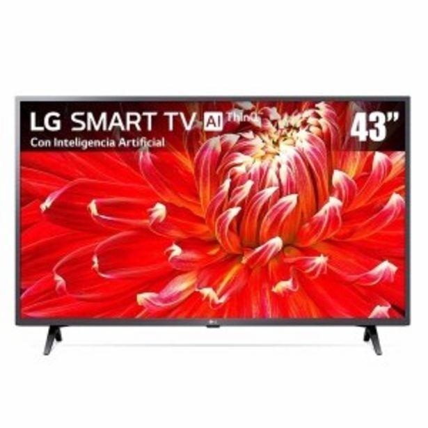 Oferta de TELEVISOR LED LG SMART FHD BLUETOOTH por $10999