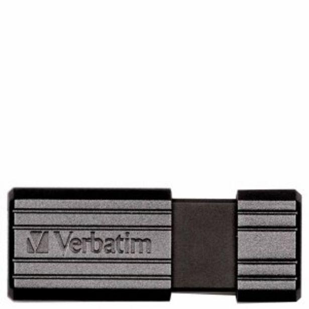 Oferta de MEMORIA USB VERBATIM 128GB PINSTRIPE por $314
