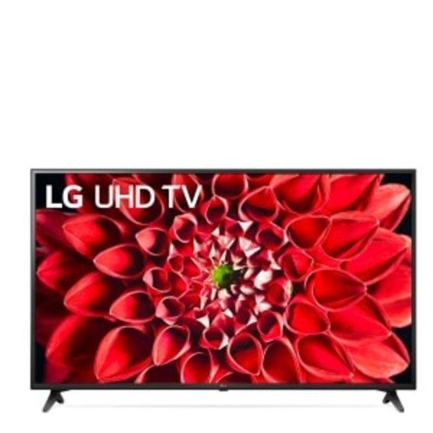"""Oferta de PANTALLA LED LG 43"""" 4K UHD SMART TV por $10999"""