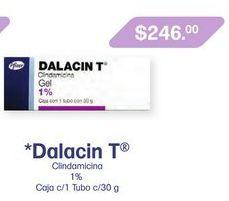 Oferta de DALACIN T GEL TUB C/30GR por $246