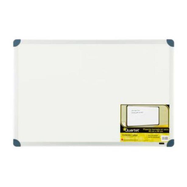 Oferta de Pizarrón Blanco Acco Quartet 60 x 90 cm por $397.93