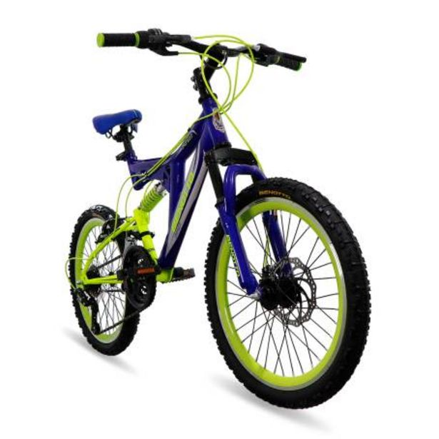Oferta de Bicicleta Benotto Drone Juvenil MTB Rodada 20 por $3374.88