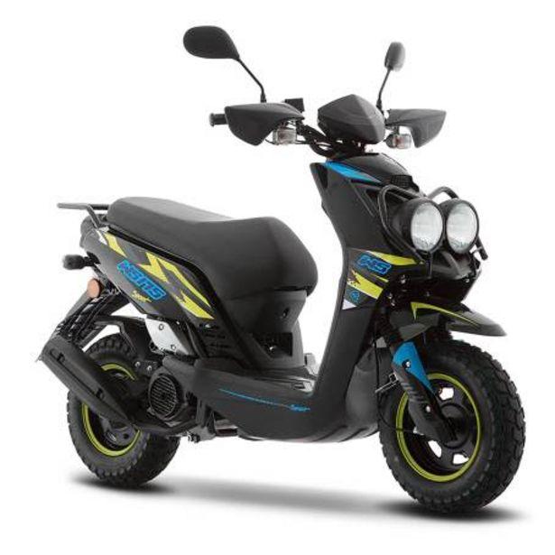 Oferta de Motoneta Italika WS175 2022 por $29656.77