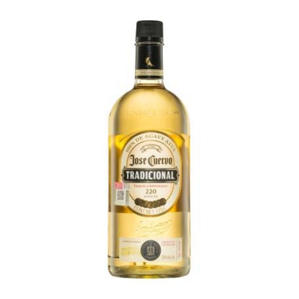 Oferta de Tequila Jose Cuervo Tradicional Reposado 1.75 l por $459.33