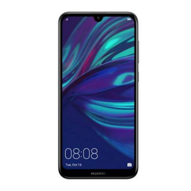 Oferta de Smartphone Huawei Y7 2019 Negro AT&T por $4090.98