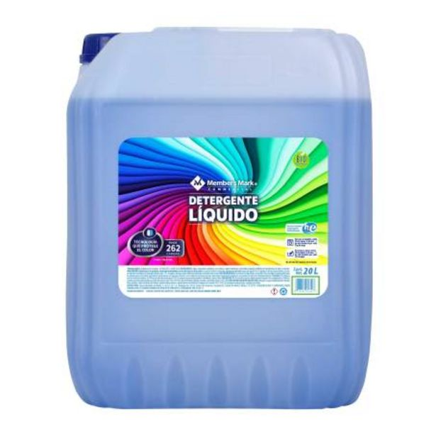 Oferta de Detergente Líquido Member's Mark 20 l por $394.86