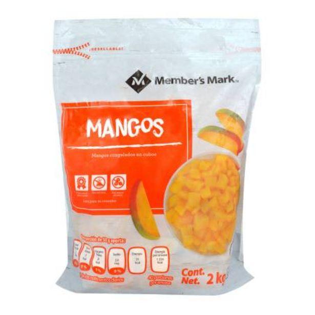 Oferta de Mangos en Cubos Member's Mark 2 Kg por $155.49