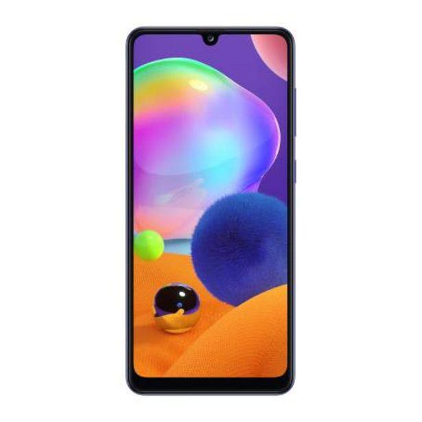 Oferta de Smartphone Samsung A31 Azul por $5625.48