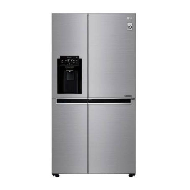 Oferta de Refrigerador LG Door in Door 22 Pies Cúbicos por $27619.97
