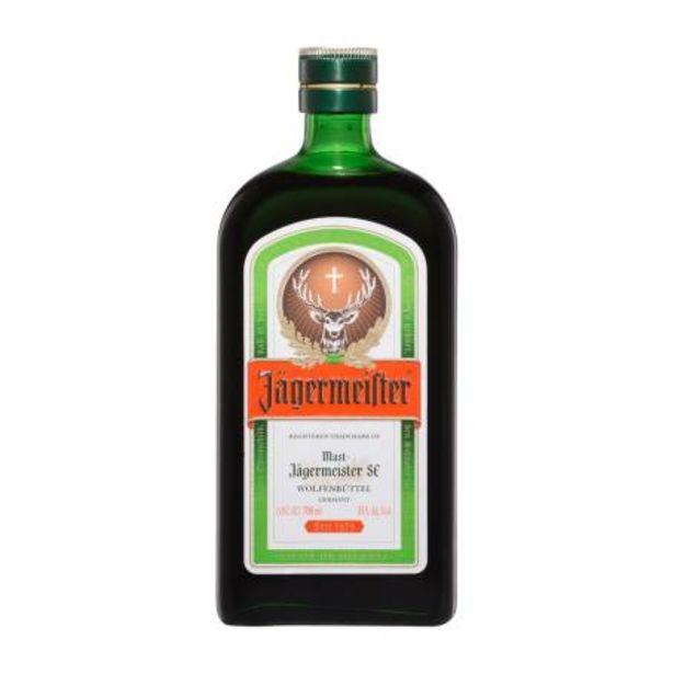 Oferta de Licor Jägermeister 700 ml por $334.51