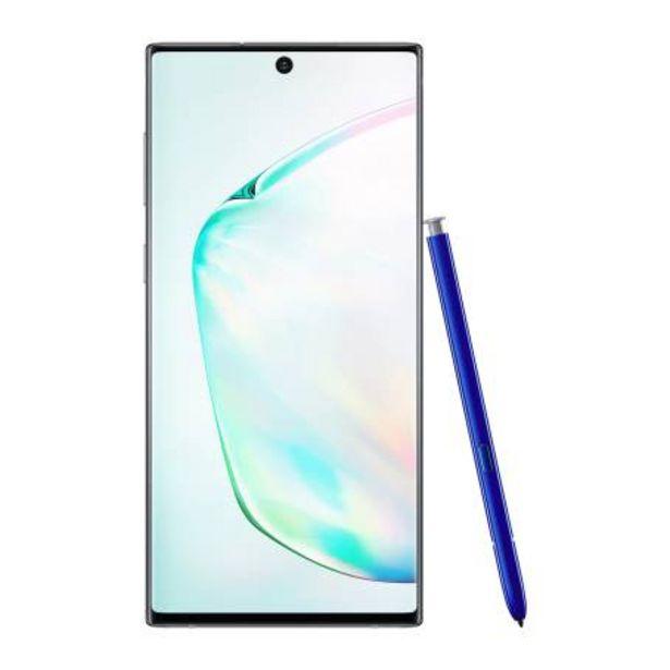 Oferta de Smartphone Samsung Galaxy Note 10 Plata Telcel por $19435.98