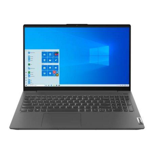 Oferta de Laptop Lenovo IdeaPad Core i5 11a Gen 16 GB RAM 256 GB SSD por $24550.97