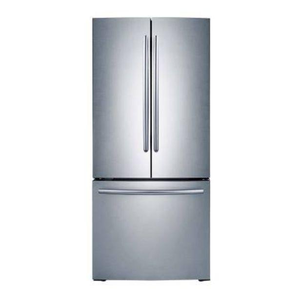 Oferta de Refrigerador Samsung French Door 22 Pies Cúbicos por $20356.67