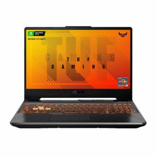 Oferta de Laptop Asus TUF Ryzen 5 8 GB RAM 512 GB SSD por $26596.98