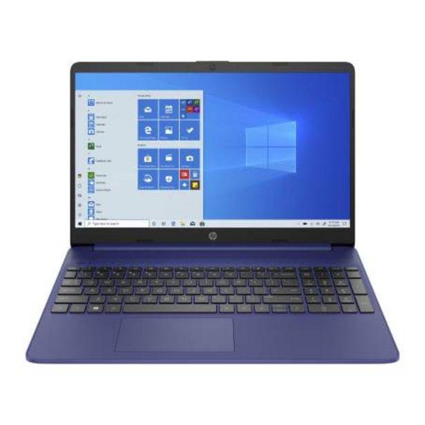 Oferta de Laptop HP Ryzen 3/RAM 12 GB/256 GB SSD por $14934.76