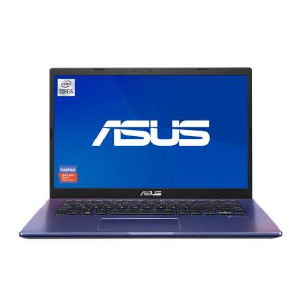 Oferta de Laptop Asus Core i5 10th 8 GB RAM 1 TB + 256 GB SSD por $17389.98
