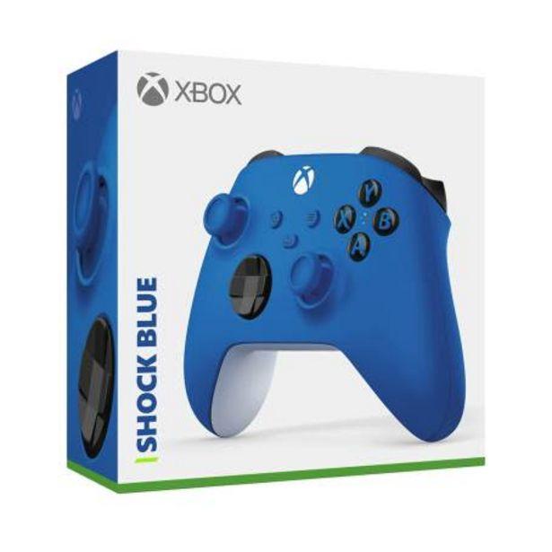 Oferta de Control Inalámbrico Xbox Series Azul Compatible con Xbox One por $1738.07