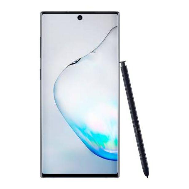 Oferta de Smartphone Samsung Galaxy Note 10 Negro AT&T por $22699.35