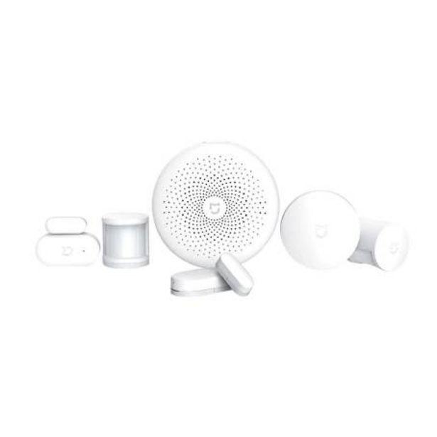 Oferta de Mi Smart Sensor Xiaomi Set con 5 pzas Blanco por $2056.23