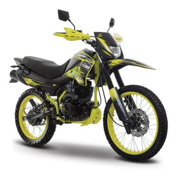 Oferta de Motocicleta Italika DM200 2022 por $32725.77