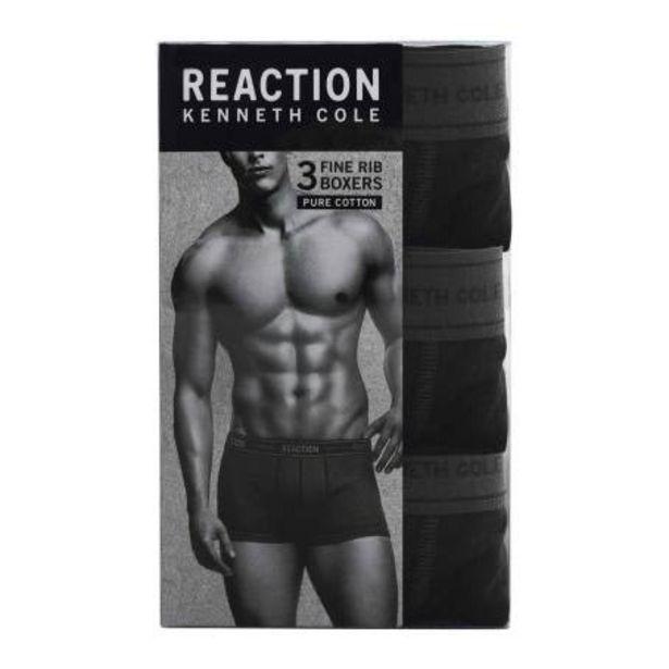 Oferta de Boxer Extra Grande Kenneth Cole Reaction 3 pzas por $408.18