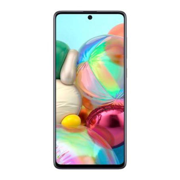 Oferta de Smartphone Samsung A71 Silver por $7159.98