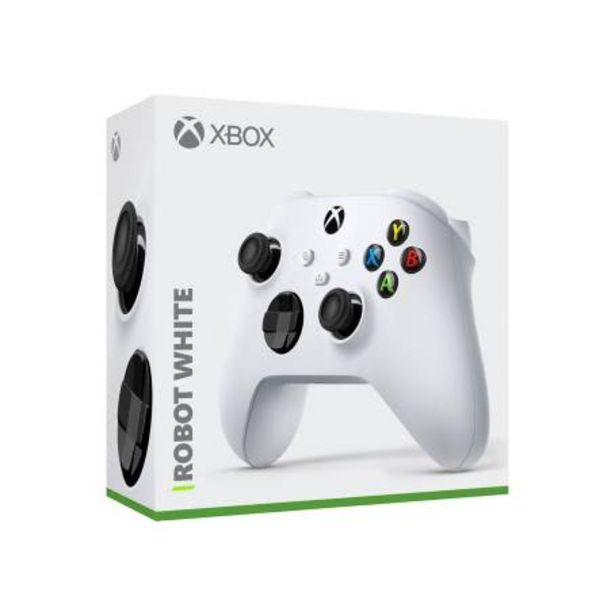 Oferta de Control Inalámbrico Xbox Series Blanco Compatible con Xbox One por $1298.19
