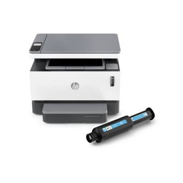 Oferta de Impresora Multifuncional HP Láser Neverstop 1200w 4RY26A por $6648.46
