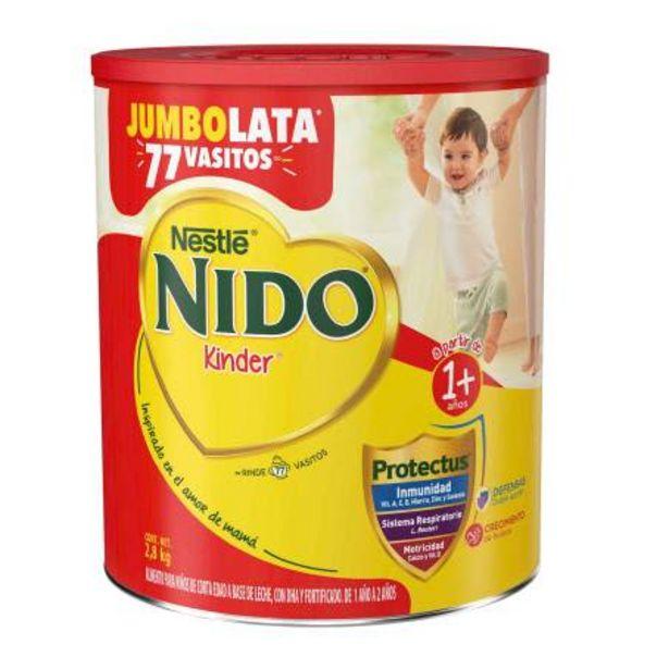 Oferta de Leche en Polvo Nido Kinder 2.8 Kg por $380.55
