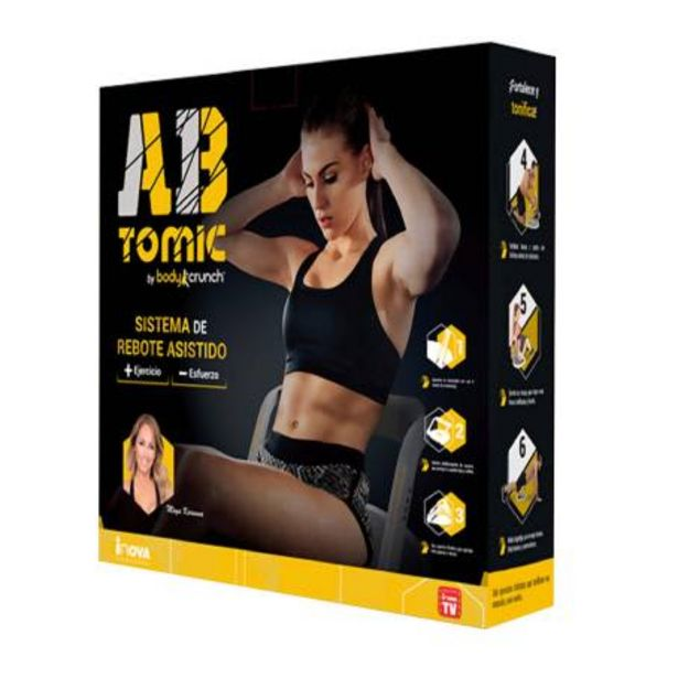 Oferta de Aparato de Ejercicio Inova Body Crunch AB Tomic por $2351.85