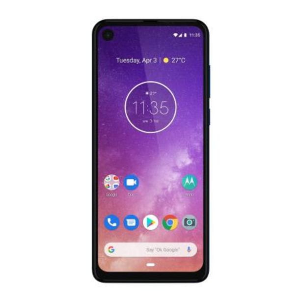 Oferta de Smartphone Motorola One Vision Azul AT&T por $6136.98