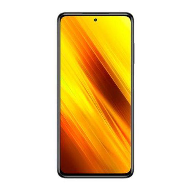 Oferta de Smartphone Xiaomi Pocophone X3 Gris Desbloqueado por $6443.87