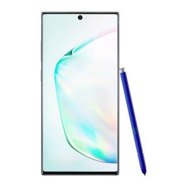 Oferta de Smartphone Samsung Galaxy Note 10 Plus Plata Telcel por $28642.96