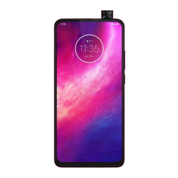 Oferta de Smartphone Motorola One Hyper Violeta Desbloqueado por $6136.98
