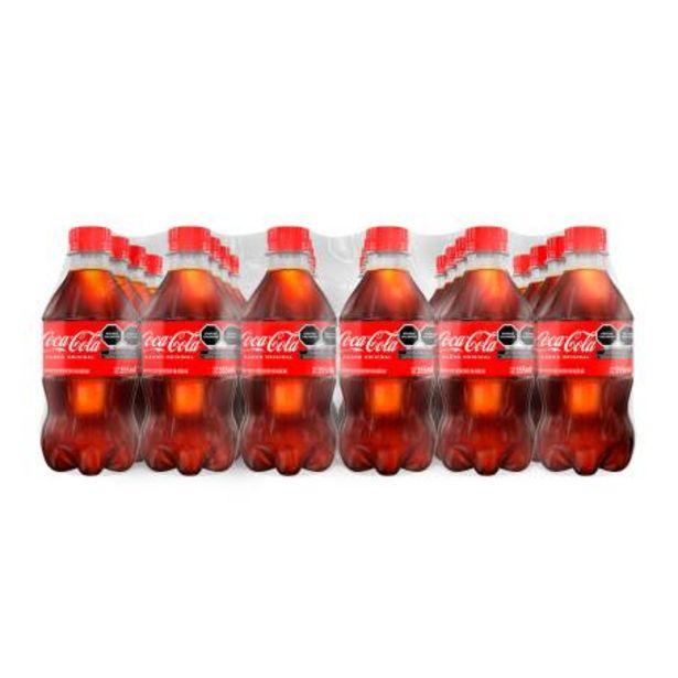 Oferta de Refresco Coca-Cola 24 pzas de 355 ml por $211.75