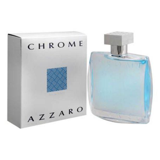 Oferta de Fragancia Azzaro Chrome para Caballero 100 ml por $817.37