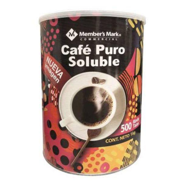 Oferta de Café Soluble Member's Mark 1 kg por $254.72