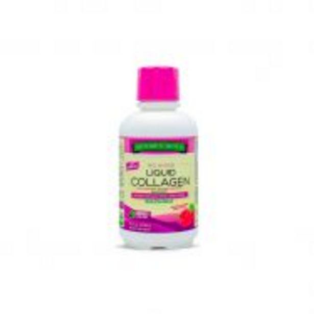 Oferta de Nature's Truth Colágeno líquido Moras - 473 ml por $399.9