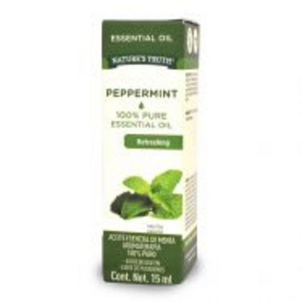 Oferta de Nature's Truth Aceite Esencial de Menta - 15 ml por $195.93