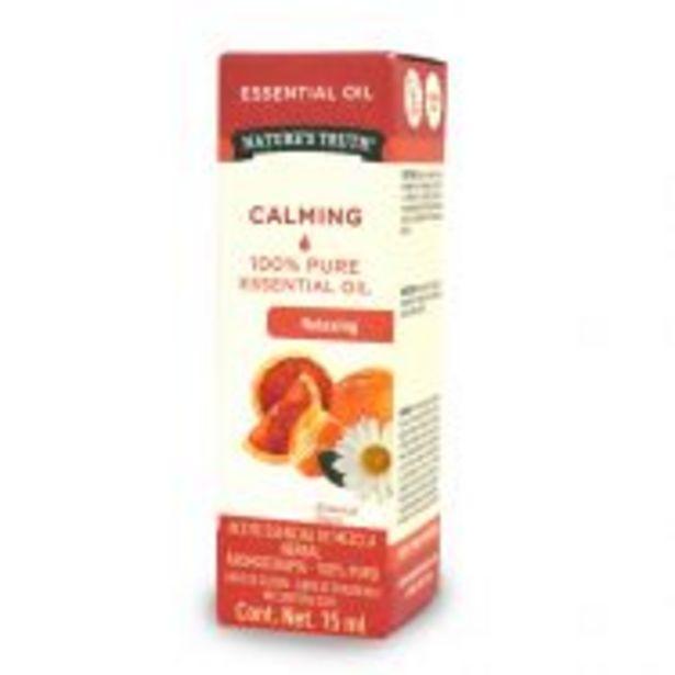Oferta de Nature's Truth Aceite Esencial de Mezcla Herbal Calming - 15 ml por $195.93